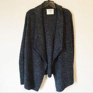 Abercrombie & Fitch — thick, cozy cardigan